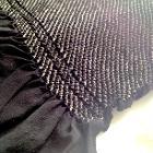 0.男性用着物帯 総絞り 兵児帯